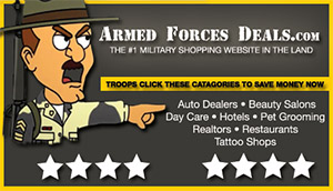 Armed Forces Deals